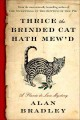 Go to record Thrice the brinded cat hath mew'd