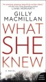 Go to record What she knew : a novel